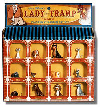 Lady and the Tramp Kennel Box